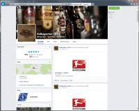 Volksgarten Schmalkalden bei Facebook